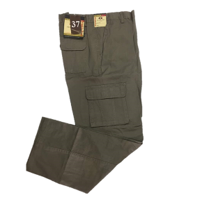 Men Cargo Long Pants